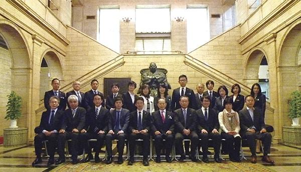 経営成長計画発表会